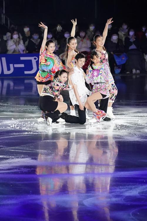 強化選手復帰したばかりの三原舞依が笑顔の演技「タイスの瞑想曲」披露