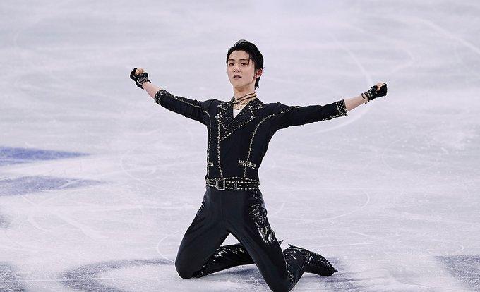 王者の風格を纏う羽生結弦と、新星・鍵山優真の存在感 世界選手権の氷上で夢を見る
