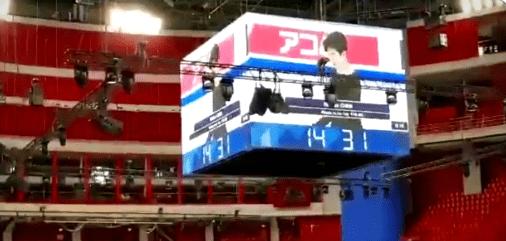 【映像あり】International FS Club FB 世界フィギュア2021 ネイサン・チェンのフリー!  …「観客席の様子も映してくれてます」 「観客席にはブレデイ・テネル選手も」…