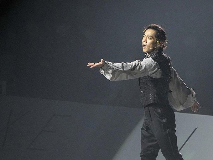 高橋大輔「目標は五輪」 主演アイスショー開演、練習の合間に「新スピン挑戦中」