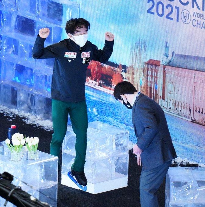 鍵山優真がJOC杯受賞 スケート理事会で承認