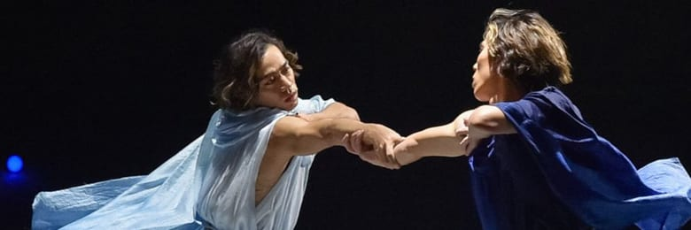 アイスダンス転向から1年半…高橋大輔『LUXE』解き放たれた演技の実況中継