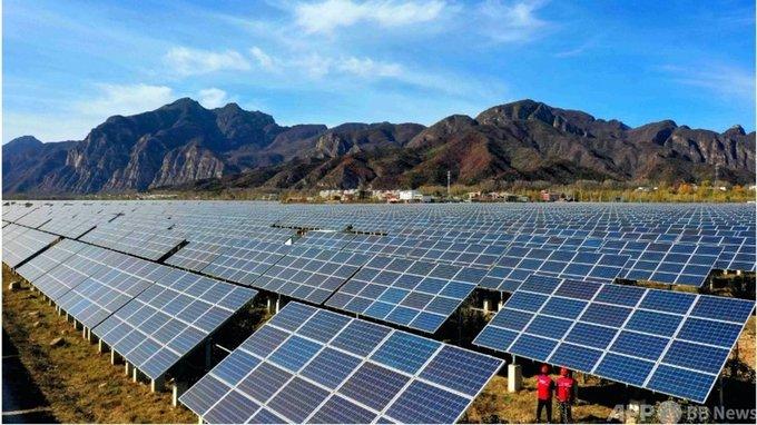 エコ電力供給100%を目指す 2022年北京冬季オリンピック