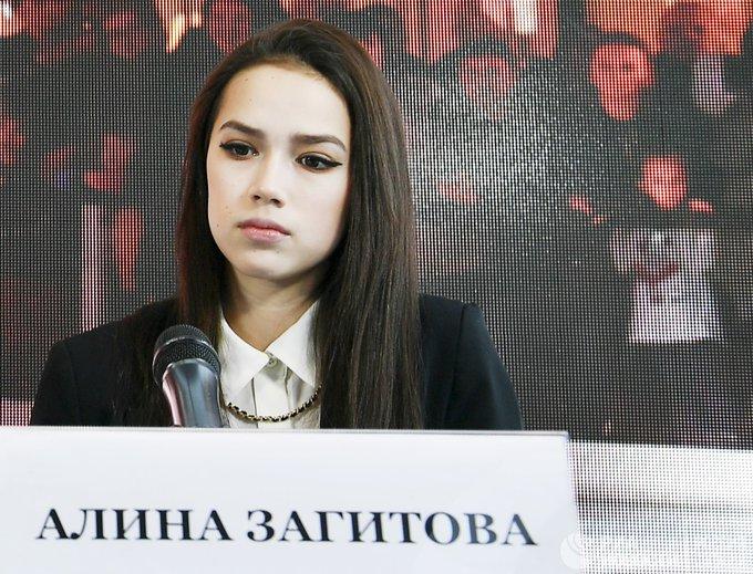 アリーナ・ザギトワ、哀悼の意を表明!  …ロシアの学校での銃乱射事件を受けて…