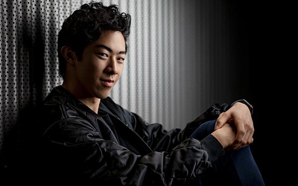 フィギュアスケート世界選手権で3連覇中のネイサン・チェンはApple Watchを着用