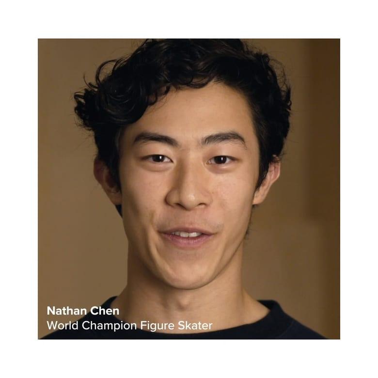 【動画】ネイサン・チェンもメッセージ「オリンピックの希望者 チャンピオンもファンも袖をまくってワクチン計画を立てる時が来ました。」