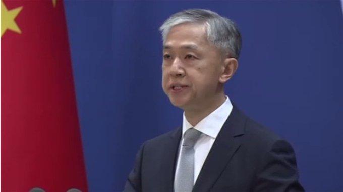 中国、米上院で対中競争法案可決を非難「仮想敵化に反対」