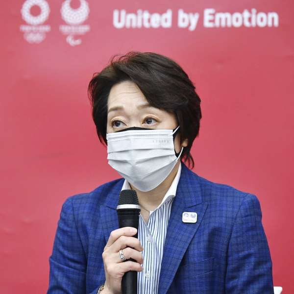 「安心安全とは?」橋本聖子・組織委会長 基準を聞いているのに答えず!