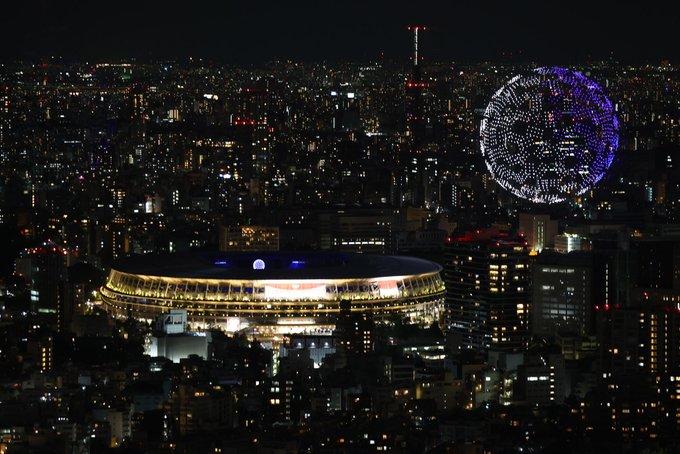 【記事】海外メディアは東京五輪開会式の何をどう評価したのか…「視聴的に印象的だったのはドローン」「不可解なTVクルー」