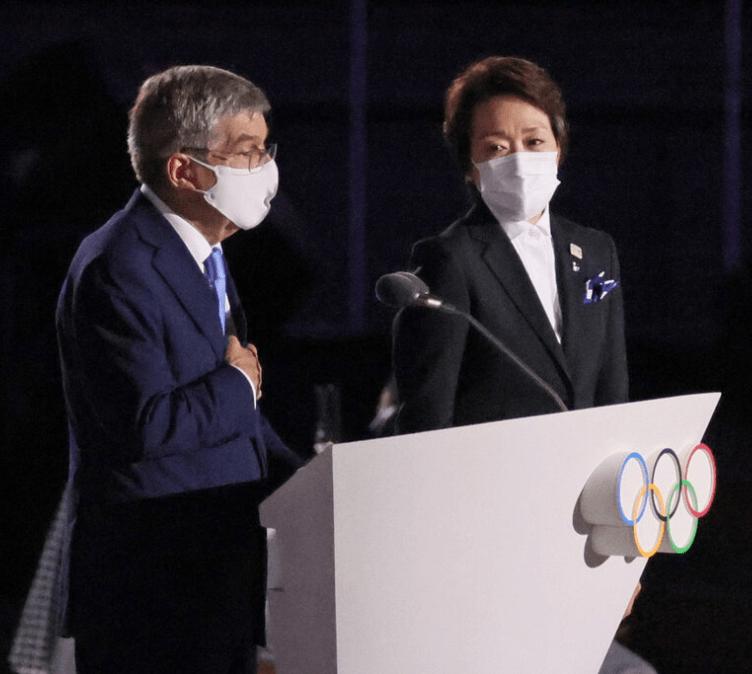 【記事】「一番多かった感想は、IOCのトーマス・バッハ会長と大会組織委員会の橋本聖子会長の挨拶が長すぎるという文句だった。」