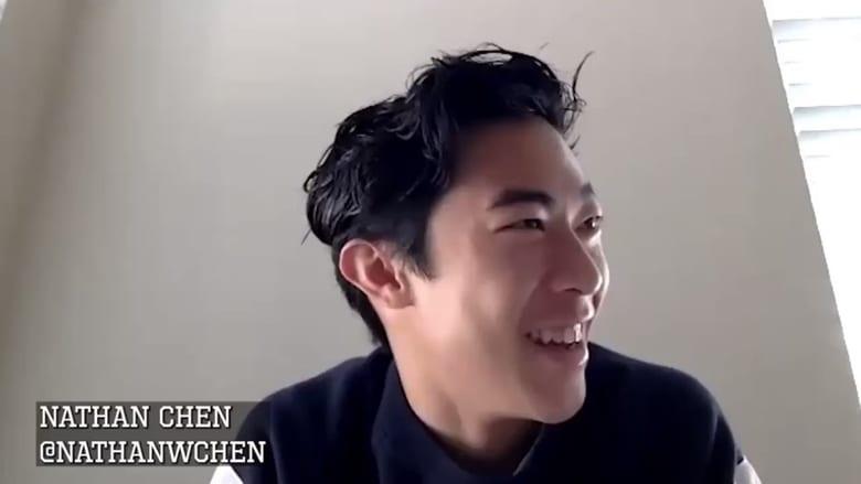 【動画】五輪チーム メダリストのネイサン・チェンが話す「何かの分野でトップになるには?」
