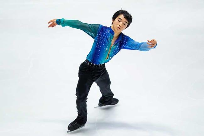 【記事】鍵山優真「北京五輪目標に」 宇野昌磨「昨日の自分に負けないよう頑張る」