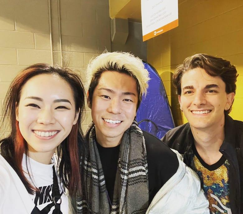 【画像】チームココが投稿!「村上大介くんとお会いする事が出来ました!」「頑張りますっ」