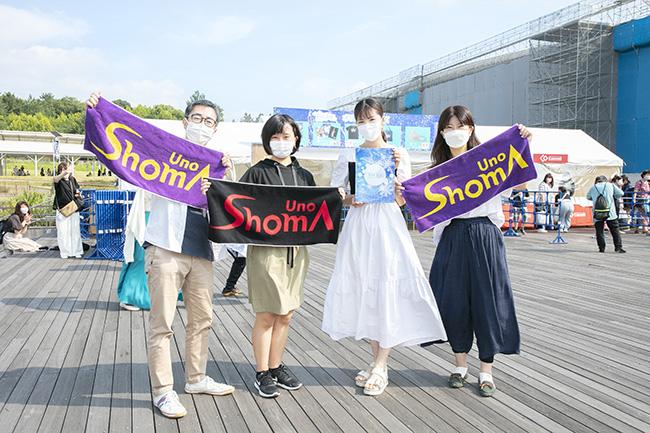 【記事】THE ICE 2021、元SKE48 梅本まどか がリポート「会場を後にすると『ShomA』と書かれたタオルを手にする人達を発見。…ご一家のお母さんが宇野昌磨選手の大ファン…」