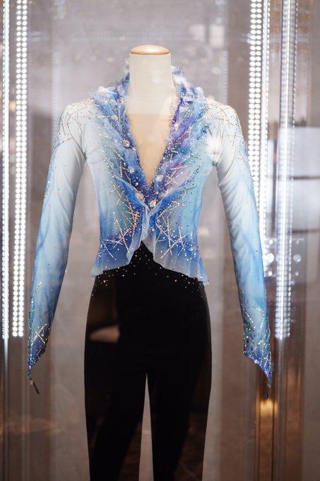 【投稿】羽生結弦選手 otonal衣装 展示!  〜メゾンコーセー銀座店 、2021年7月31日(土)~2021年10月29日(金)〜