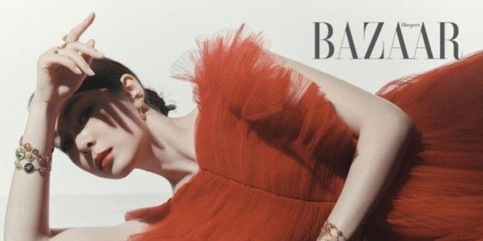キム・ヨナ、Diorのジュエリーと共に撮影したグラビアを公開…魅惑的な美貌をアピール