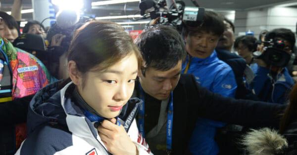 キム・ヨナさん近況を韓国メディア大特集! 後輩指導、10万ドル寄付、雑誌モデルの充実生活