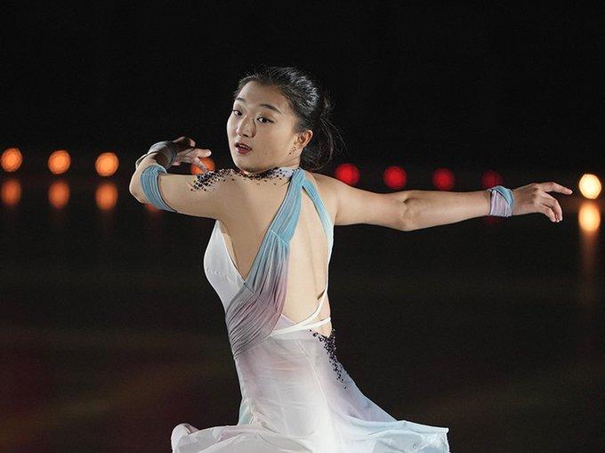 フィギュアスケート女子、熾烈な代表争いへ。「東京五輪を見て、やっぱり五輪に出たいな」
