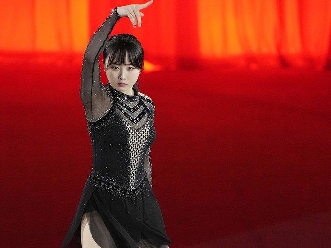 【記事】本田三姉妹がアイスショーにそろって登場。望結の生歌に合わせ真凜、紗来が舞った