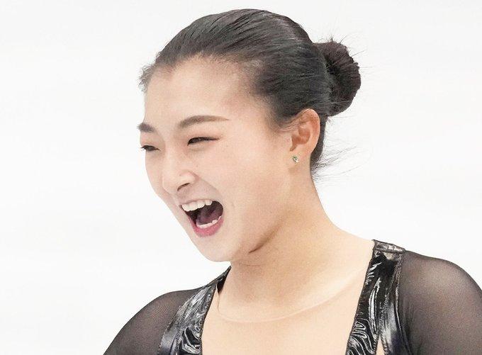 【記事】フィギュアで坂本花織の曲が2度止まる珍事「ある意味いい経験できた」
