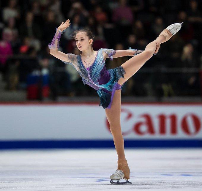 新たに3人の逸材がデビュー 今季も「ロシア勢」が女子フィギュアを席巻する予感