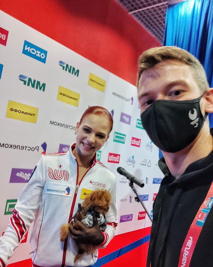 テストスケート後のトゥルソワへのインタビューの翻訳。〜FS247ロシア語ニュース情報局〜