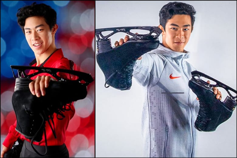 NathanChen  promo shoot for the Olympic   2017 → 2021