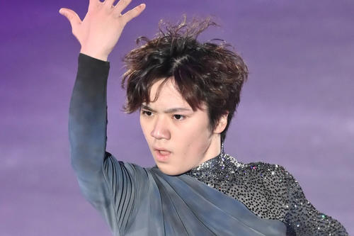 宇野昌磨「目の前の試合に全力を」優秀選手賞の受賞選手紹介動画が公開