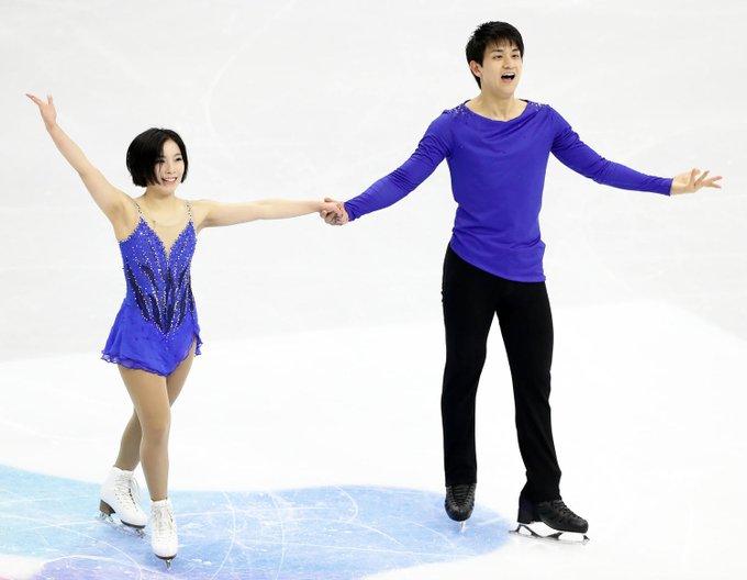 フィギュア三浦、木原組が世界選手権4位相当72・32点 北京へ好材料