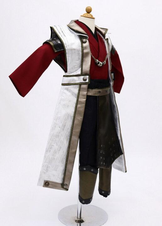 【画像】武将的かっこいい衣装を羽生に着て欲しい。肩のあたりは陣羽織風なのがいい。