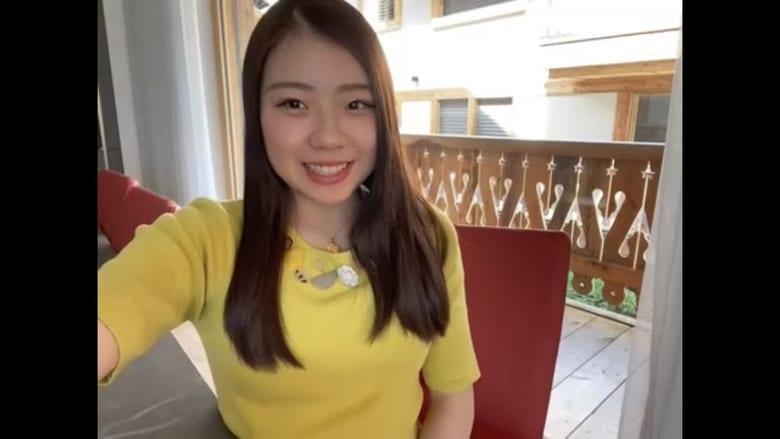 【動画】紀平選手からのお礼コメント「とっても前向きな言葉でありがとうございます」「この梨花ちゃんの笑顔がたまらなく大好き」