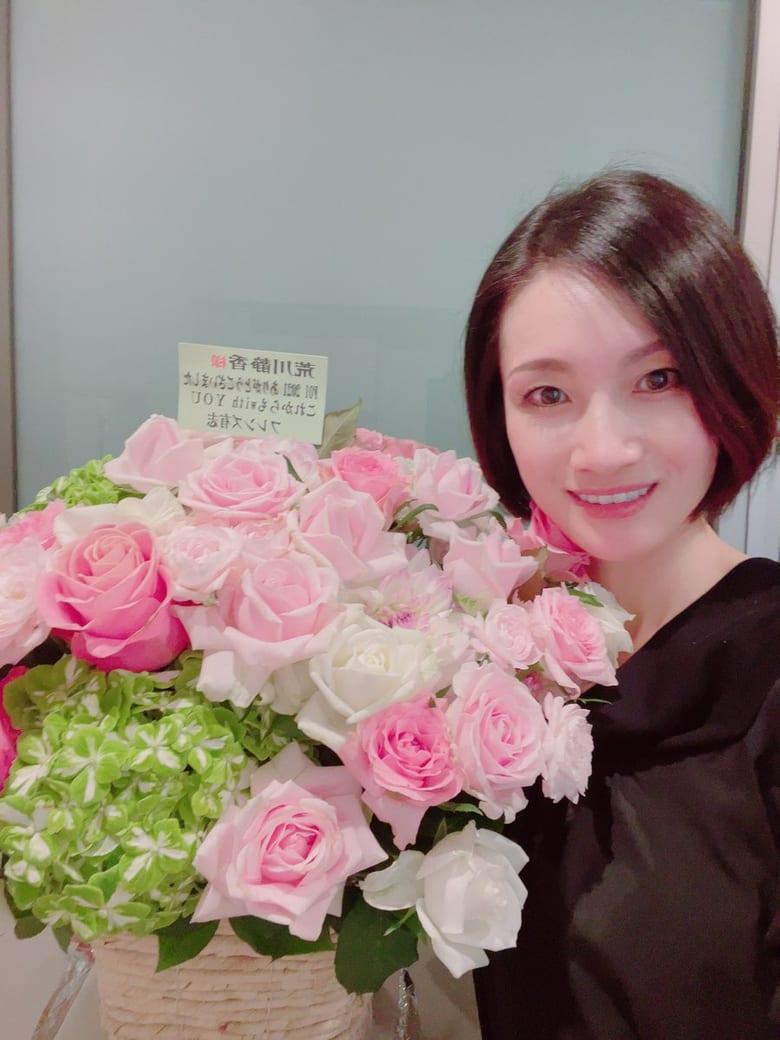 【投稿】荒川静香さん「サプライズ!ありがとう!dear my friends♪」