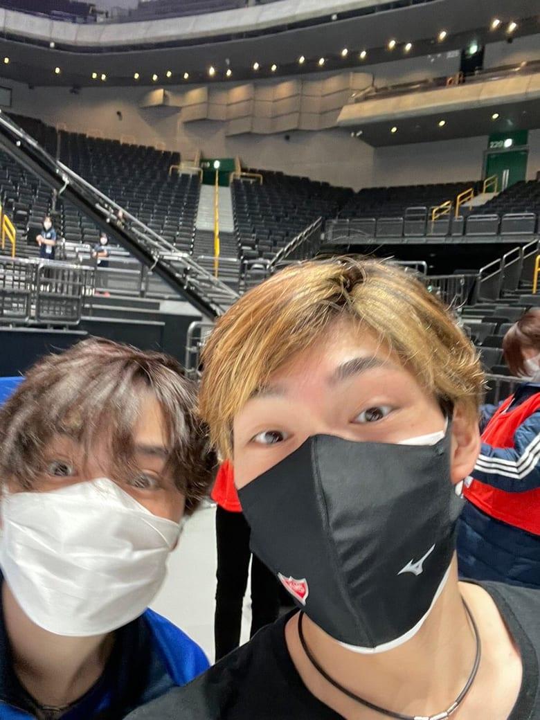 【投稿】田中刑事「JO・CaOI無事終わりました!…次の試合に向けてまた頑張ります!」