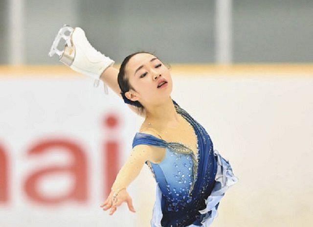 【記事】競技を始めたのは9歳のころ。10年バンクーバー五輪の浅田真央さんの演技に感動したのがきっかけだった。~北京の新星 松生理乃~