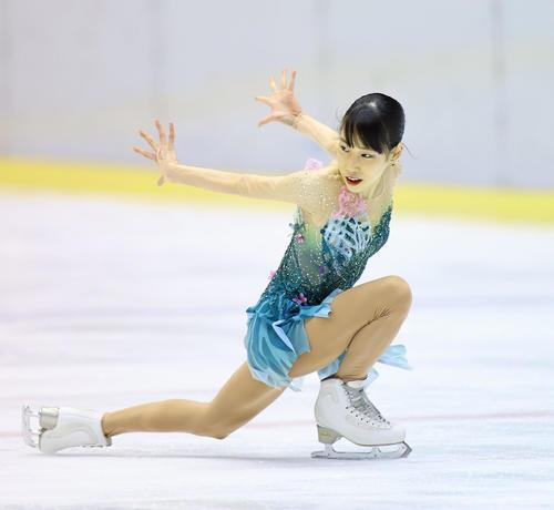 女子は紀平梨花→三原舞依に 北京五輪テスト大会エントリー選手更新
