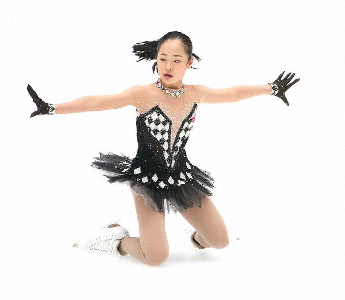 12歳・島田麻央「決められてうれしい」7カ月ぶり4回転トーループ成功 近畿選手権