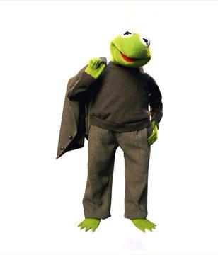 【投稿】この羽生とカエルシリーズ面白いw「カエル大好きなあたいにはメガヒットなやつだw」「カエルさんはマペッツのカーミット?」