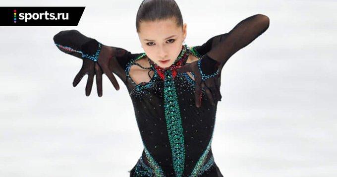 フィンランディア杯 女子リザルト、1位 ワリエワ 249.24点 2位 リーザ 233.30点 3位 コストルナヤ 218.83点