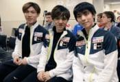 世界選手権 男子SP滑走順抽選時の画像まとめ!楽しそう!