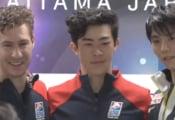 世界選手権 男子SP終了後のプレカンでのコメントまとめ!