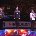 【速報】世界選手権 男子最終結果まとめ!  ネイサン・チェンが羽生結弦との300点越え対決を制し連覇!