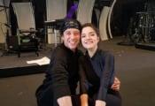 メドベージェワがジョニー・ウィアとの2ショットを公開!笑顔が素敵と話題に!