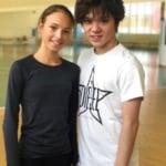 シェルバコワが宇野昌磨との2ショットをインスタに投稿!!