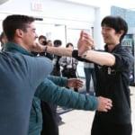 【羽生結弦】会場を訪れたハビエル・フェルナンデスと……画像が公開!!