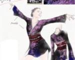 衣装デザイナー伊藤聡美さんがメドベージェワらの衣装の写真を載せてくれてる!!
