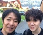 宇野昌磨のスイス合宿が無事終了! 出水トレーナーがブログで情報を公開!!