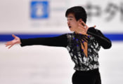 16歳 鍵山優真 圧巻の宇野昌磨級84.72点にISUが「滑らかで軽やかなスケート」と賛辞!!