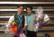 USクラシック 田中刑事が今シーズン初戦で優勝! 山本草太も2位!
