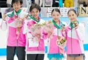 ジャパンオープン3地域対抗団体戦 日本は2位!!