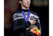 アメリカの至宝ネイサン・チェン…5種類の4回転ジャンプとバレエで培った表現力でフィギュアスケートの歴史を次々と塗り替えていく現世界王者!